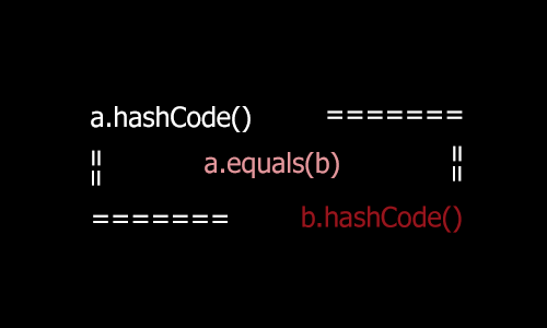 equals and hashCode in Java including the difference between equals() and hashCode(), why you need to override equals() and hashCode(), and examples of each.